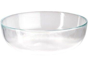 Saladier en verre strié D27cm - alinea