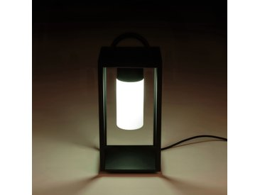 Lanterne de jardin en métal H47cm - alinea