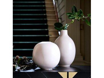 Vase en céramique blanc D20xH20cm Alinéa