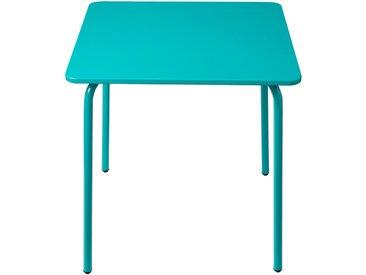 Table de jardin pour enfant bleu Alinéa