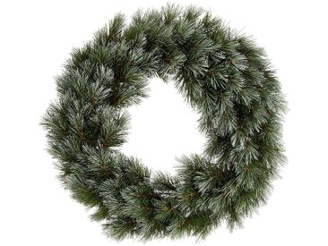 Couronne de Noël verte D45cm - alinea