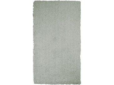 Descente de lit shaggy vert olivier 60x110cm - alinea