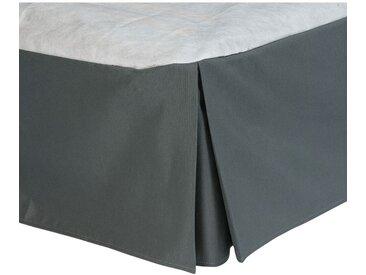 Cache-Sommier Gris Anthracite 32 Cm - 160x200 Cm - alinea