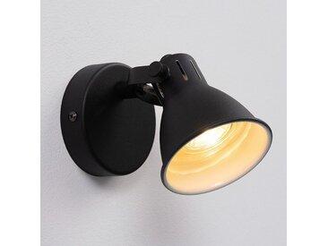 Spot LED D10xH10cm - noir - alinea