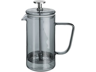 Cafetière à piston en verre transparent 35cl - alinea