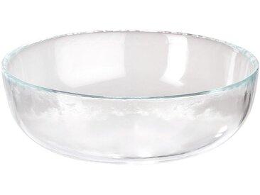 Saladier en verre strié D16cm - alinea