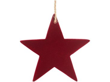 Boule de Noël étoile D10cm - alinea