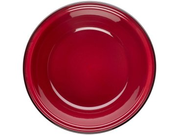 Tajine en faïence rouge sumac D29cm - alinea