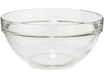 Saladier en verre transparent D17cm - alinea