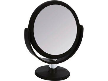 Petit miroir sur pied rond deux faces - alinea