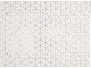 Set de table en papier blanc - alinea