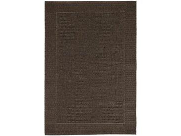 Tapis intérieur et extérieur marron - Plusieurs tailles - alinea