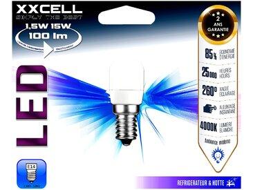Ampoule LED D2,6cm blanc froid culot E14 Alinéa