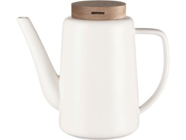 Théière en porcelaine blanche 1,2L - alinea