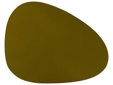Lot de 2 sets de table en caoutchouc vert 30,5x39cm (prix unitaire : 3.5 euros) - alinea