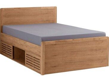 Lit 2 places avec tête de lit  160x200 cm - alinea