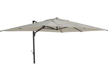 Parasol Déporté Rotatif - Vert Olivier 400x300cm - alinea