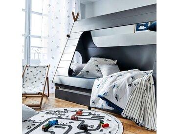 Tiroir de lit pour lit Tipi Gris restanque - alinea