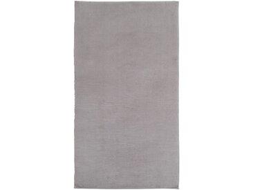 Tapis imitation fourrure gris restanque 60x110 cm - alinea