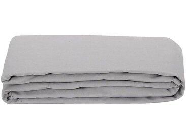 Housse de bz en coton et polyester gris borie 70x140x60cm Alinéa