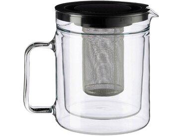 Théière en verre transparent 1,1L - alinea