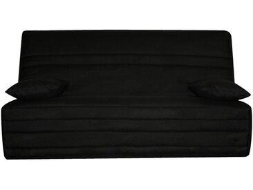 Housse pour clic clac 130cm noire Alinéa