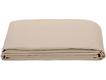 Housse de bz en coton et polyester beige roucas 70x140x60cm Alinéa