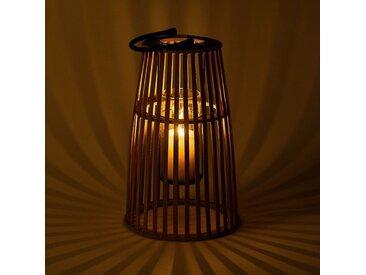 Lanterne en pin - naturel D25,5xH43cm - alinea
