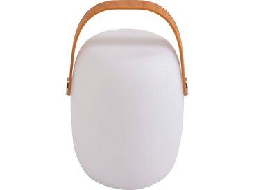 Lampe Nomade Extérieur - Blanc D18xh27cm - alinea