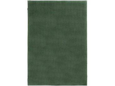 Tapis imitation fourrure vert cèdre 150x200cm - alinea