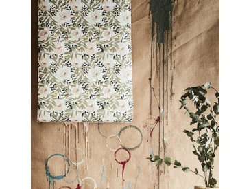frise floral art nouveau - alinea