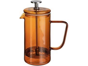 Cafetière à piston en verre ambré 35cl Alinéa