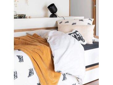 Housse de couette enfant 140x200cm et une taie d'oreiller - alinea