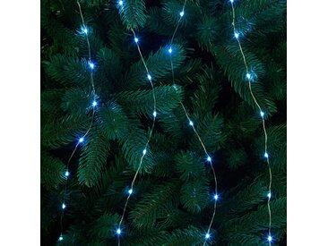 Guirlande lumineuse 100cm - 320 MicroLED blanc froid - alinea