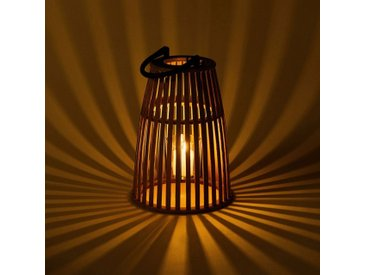 Lanterne en pin - naturel D21xH31cm - alinea