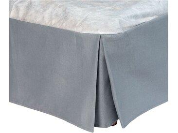 Cache-Sommier Gris 32cm - 90x200 Cm - alinea