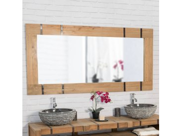 Miroir de salle de bain 160 LOFT naturel