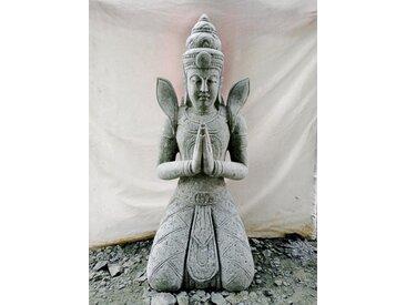 Statue en pierre Teppanom bouddha thai 120 cm