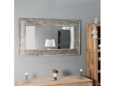 Miroir Palerme en bois patiné bronze 140cm X 80cm