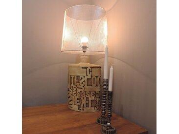 Lampe à poser déco industrielle 90cm