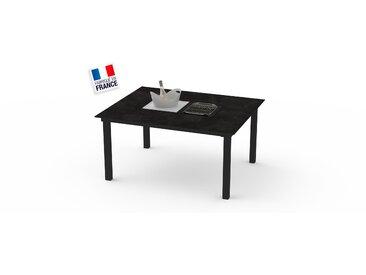 La Garrigue - table classique - table multifonctions : barbecue, vasque à champagne, plateau de présentation, couvercle - 8 places max