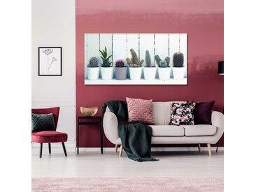 Radiateur tableau décoratif Cactus 120x60