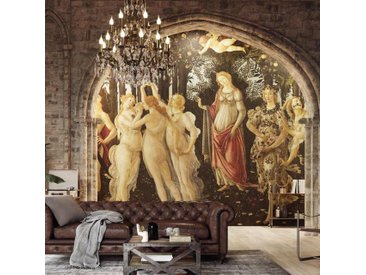 Tapisserie murale luxe Primavera Botticelli