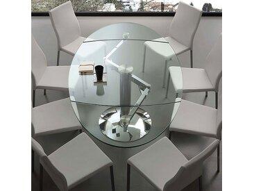 Table en verre extensible design BONITO