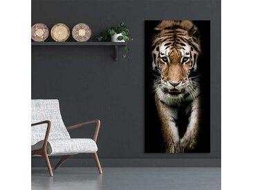 Radiateur tableau décoratif tigre
