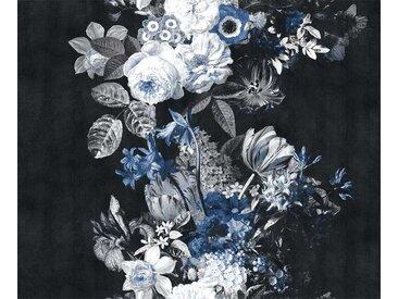 Tapisserie murale fleurs Romantic Story