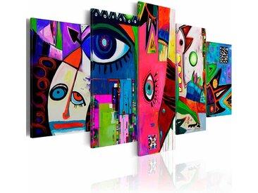Tableau peinture sur toile moderne Circus