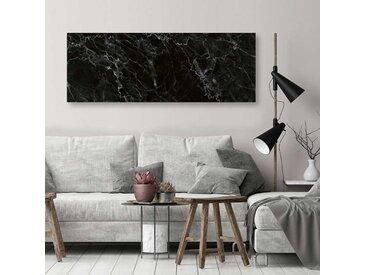 Radiateur design électrique aspect Marbre noir