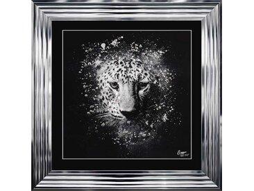 Tableau tigre biggon, 75x75