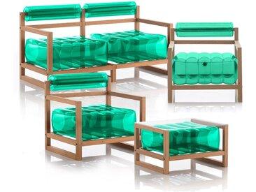 Salon de jardin Yoko avec table basse
